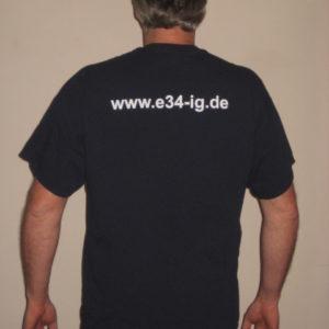 T-Shirt mit Vereinslogo, Größe L